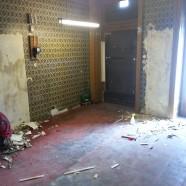 Umbau Vorraum